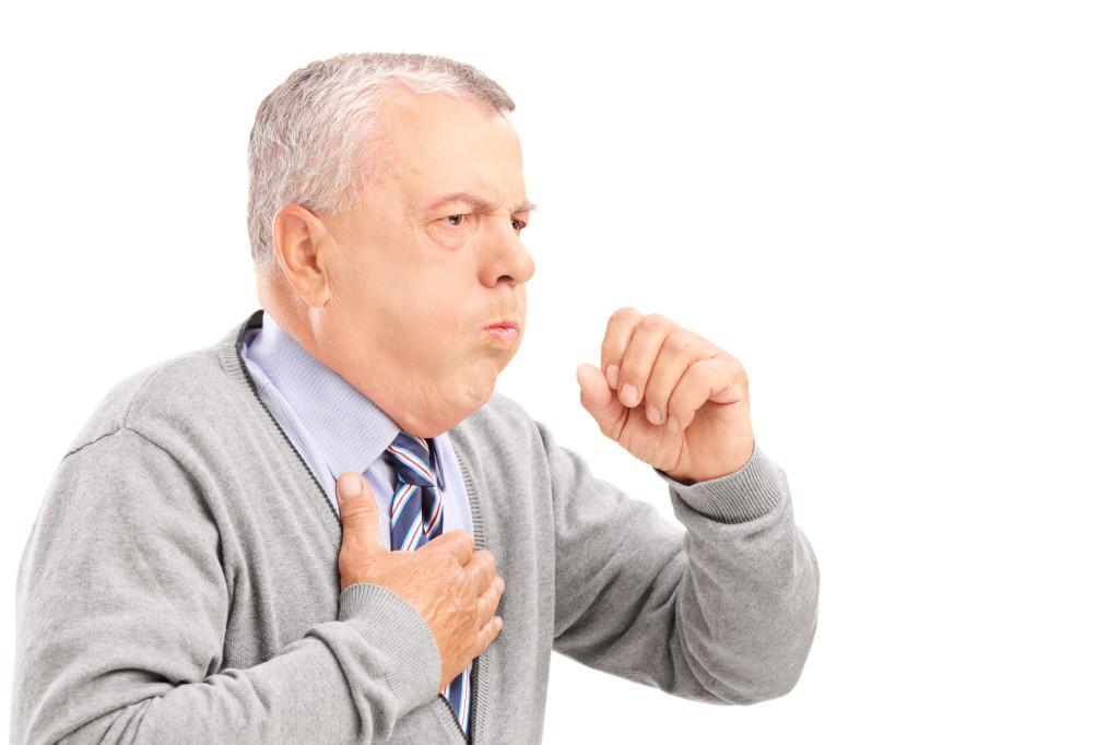 IPF cough