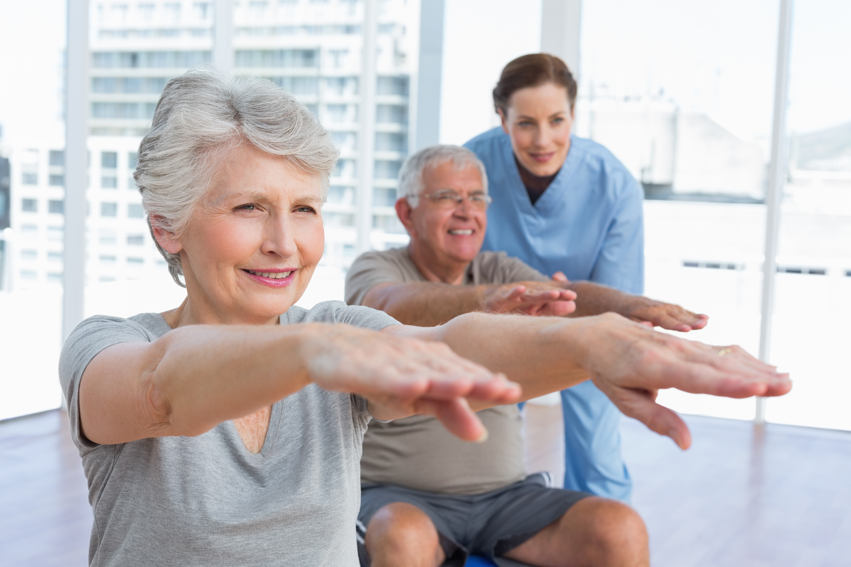 Pulmonary Rehab For Idiopathic Pulmonary Fibrosis Patients