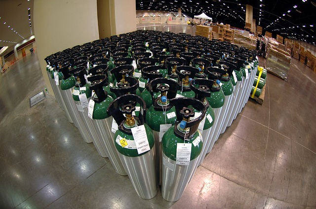 oxygen tanks for IPF