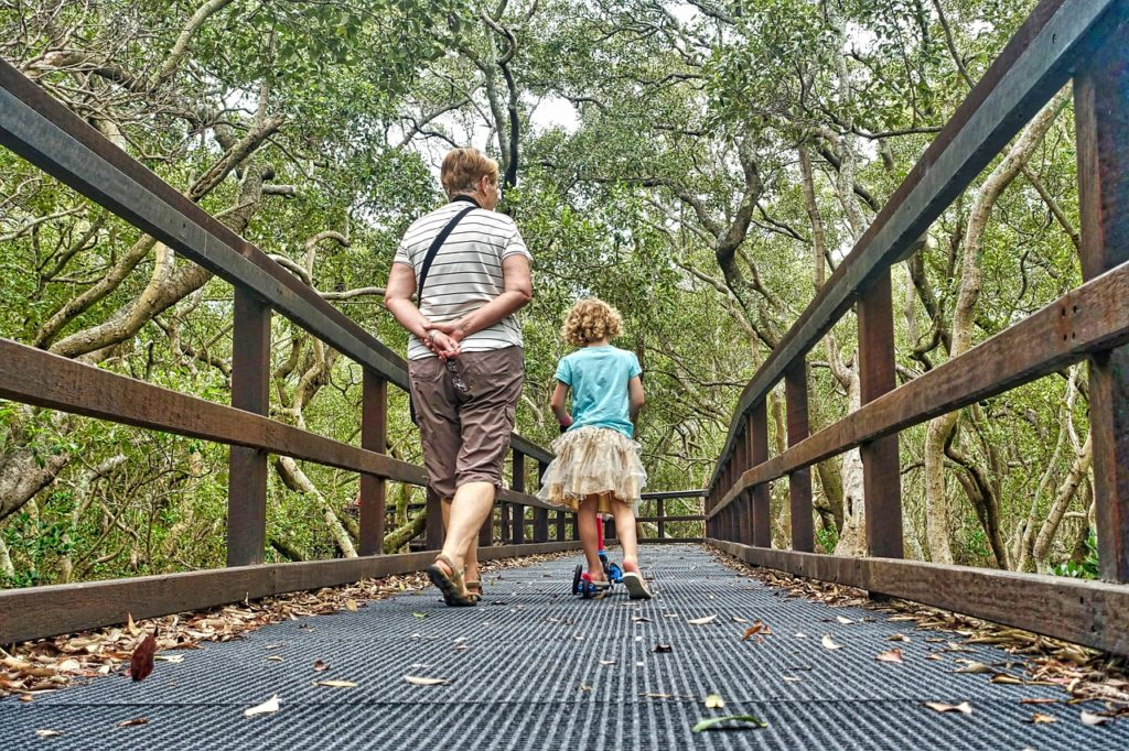 exercising & walking with Pulmonary Fibrosis
